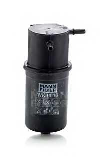 Фильтр топливный MANN-FILTER WK 9016 - изображение