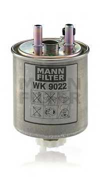 Фильтр топливный MANN-FILTER WK 9022 - изображение