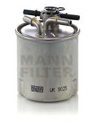 Фильтр топливный MANN-FILTER WK 9025 - изображение