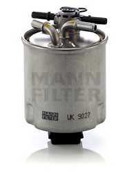 Фильтр топливный MANN-FILTER WK 9027 - изображение