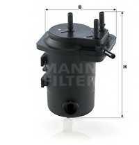 Фильтр топливный MANN-FILTER WK 9028 z - изображение