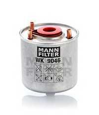 Фильтр топливный MANN-FILTER WK 9046 z - изображение