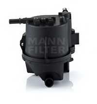 Фильтр топливный MANN-FILTER WK 939 - изображение