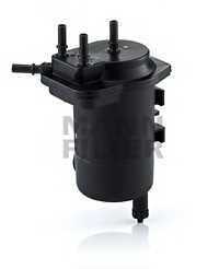 Фильтр топливный MANN-FILTER WK 939/8 x - изображение