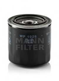 Фильтр масляный MANN-FILTER WP 1026 - изображение