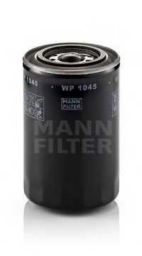 Фильтр масляный MANN-FILTER WP 1045 - изображение