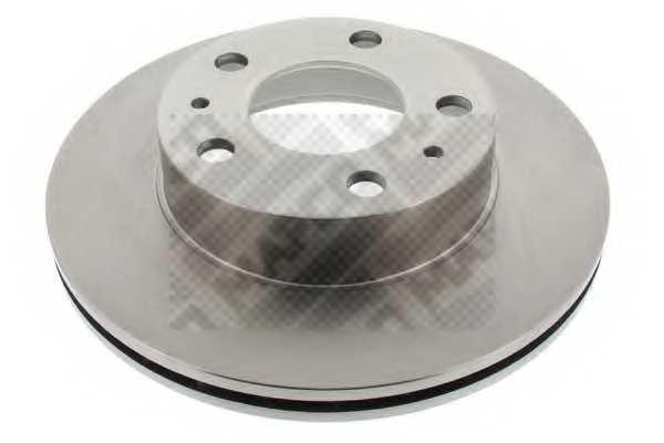 Тормозной диск MAPCO 15038 - изображение