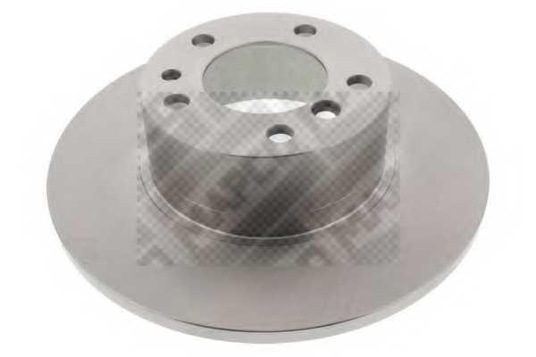 Тормозной диск MAPCO 15716 - изображение
