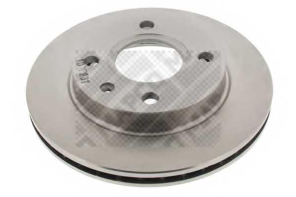 Тормозной диск MAPCO 15732 - изображение