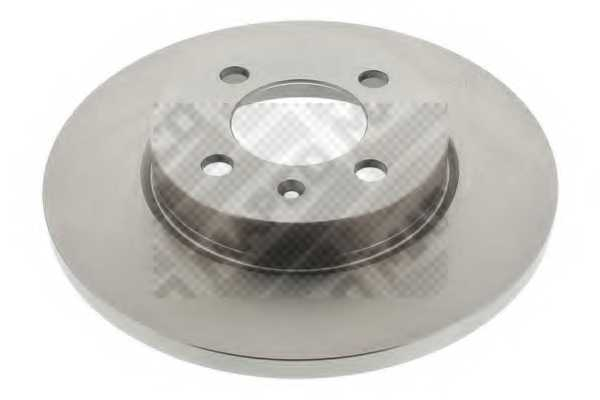 Тормозной диск MAPCO 15774 - изображение