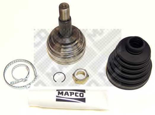 Шарнирный комплект приводного вала MAPCO 16123 - изображение