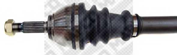 Приводной вал MAPCO 16150 - изображение 2