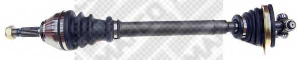 Приводной вал MAPCO 16150 - изображение
