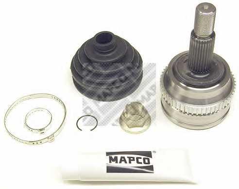 Шарнирный комплект приводного вала MAPCO 16152 - изображение