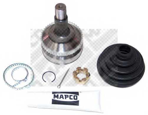 Шарнирный комплект приводного вала MAPCO 16384 - изображение