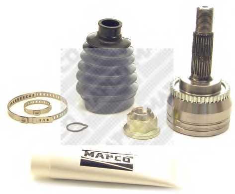 Шарнирный комплект приводного вала MAPCO 16543 - изображение