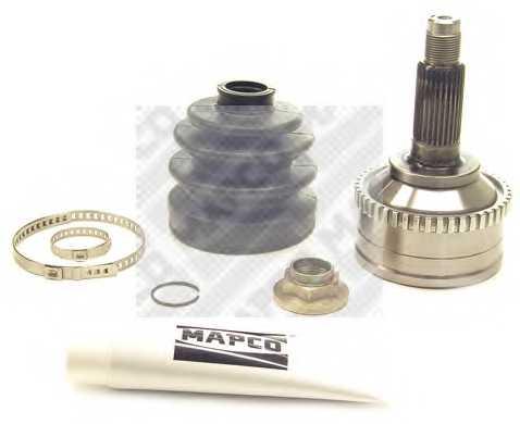 Шарнирный комплект приводного вала MAPCO 16583 - изображение
