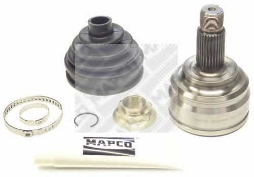 Шарнирный комплект приводного вала MAPCO 16650 - изображение