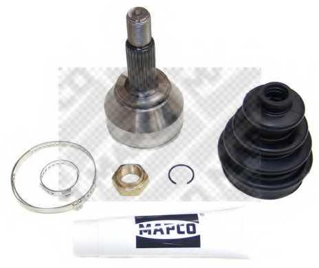 Шарнирный комплект приводного вала MAPCO 16761 - изображение