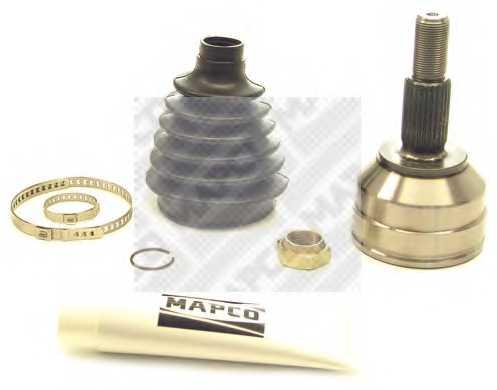 Шарнирный комплект приводного вала MAPCO 16762 - изображение