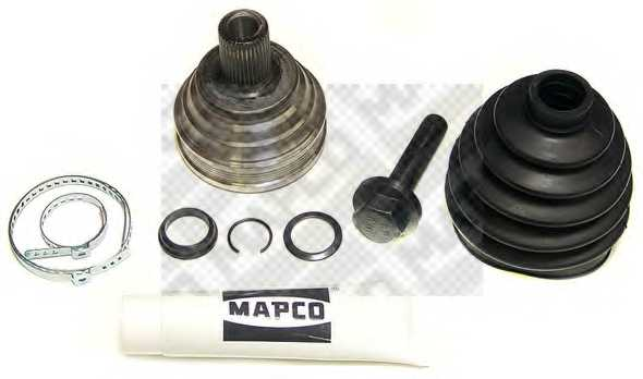 Шарнирный комплект приводного вала MAPCO 16800 - изображение