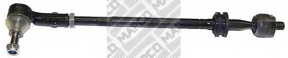 Поперечная рулевая тяга MAPCO 19682 - изображение 1