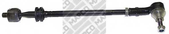 Поперечная рулевая тяга MAPCO 19683 - изображение 1
