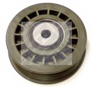 Натяжной ролик поликлиновогоременя MAPCO 23963 - изображение