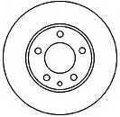 Тормозной диск MAPCO 25526 - изображение