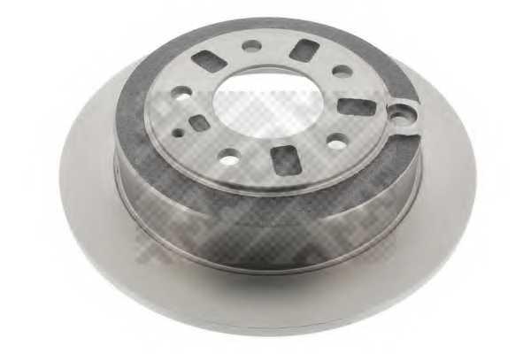 Тормозной диск MAPCO 25533 - изображение