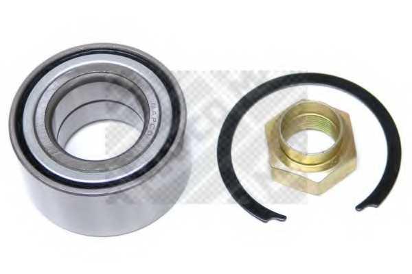 Комплект подшипника ступицы колеса MAPCO 26003 - изображение