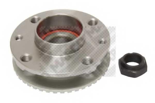 Комплект подшипника ступицы колеса MAPCO 26006 - изображение