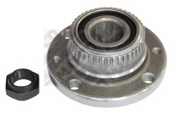 Комплект подшипника ступицы колеса MAPCO 26015 - изображение