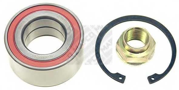 Комплект подшипника ступицы колеса MAPCO 26029 - изображение