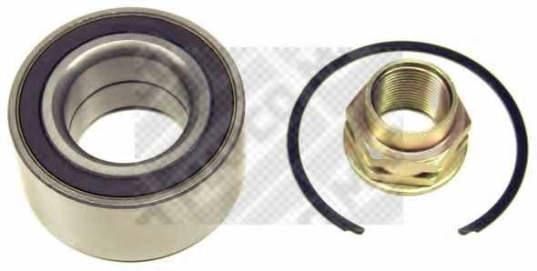 Комплект подшипника ступицы колеса MAPCO 26078 - изображение