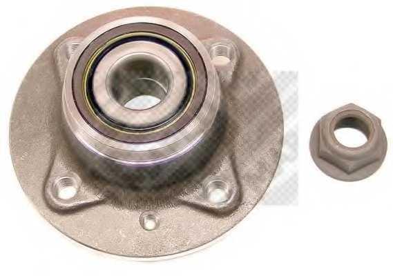Комплект подшипника ступицы колеса MAPCO 26128 - изображение