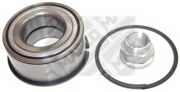Комплект подшипника ступицы колеса MAPCO 26142 - изображение