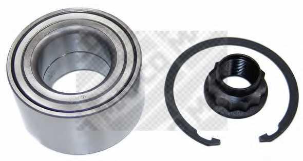 Комплект подшипника ступицы колеса MAPCO 26201 - изображение