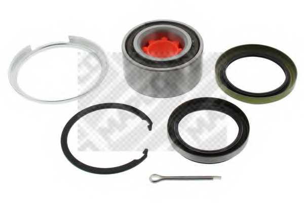 Комплект подшипника ступицы колеса MAPCO 26260 - изображение 1