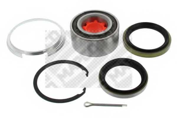 Комплект подшипника ступицы колеса MAPCO 26260 - изображение
