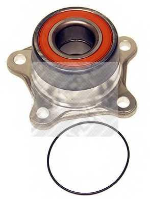 Комплект подшипника ступицы колеса MAPCO 26262 - изображение