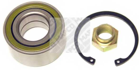 Комплект подшипника ступицы колеса MAPCO 26302 - изображение