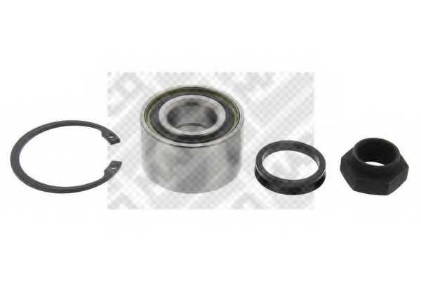 Комплект подшипника ступицы колеса MAPCO 26306 - изображение