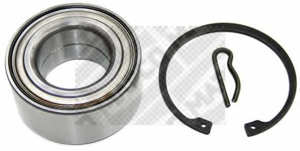 Комплект подшипника ступицы колеса MAPCO 26334 - изображение