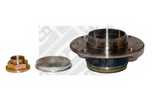 Комплект подшипника ступицы колеса MAPCO 26339 - изображение 2