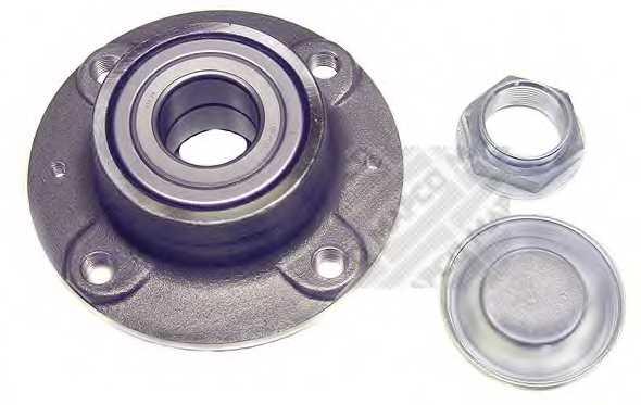 Комплект подшипника ступицы колеса MAPCO 26356 - изображение