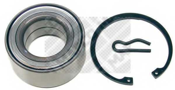 Комплект подшипника ступицы колеса MAPCO 26372 - изображение