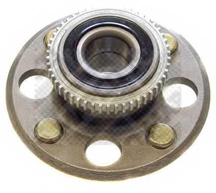 Комплект подшипника ступицы колеса MAPCO 26505 - изображение