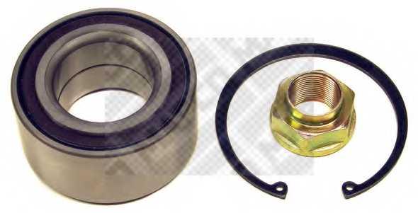 Комплект подшипника ступицы колеса MAPCO 26514 - изображение