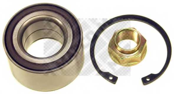 Комплект подшипника ступицы колеса MAPCO 26537 - изображение